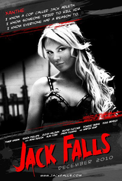 Jack Falls Poster #6