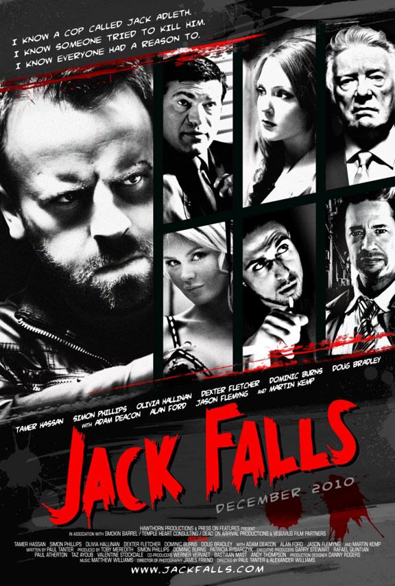 Jack Falls Poster #8