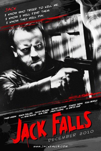 Jack Falls Poster #1