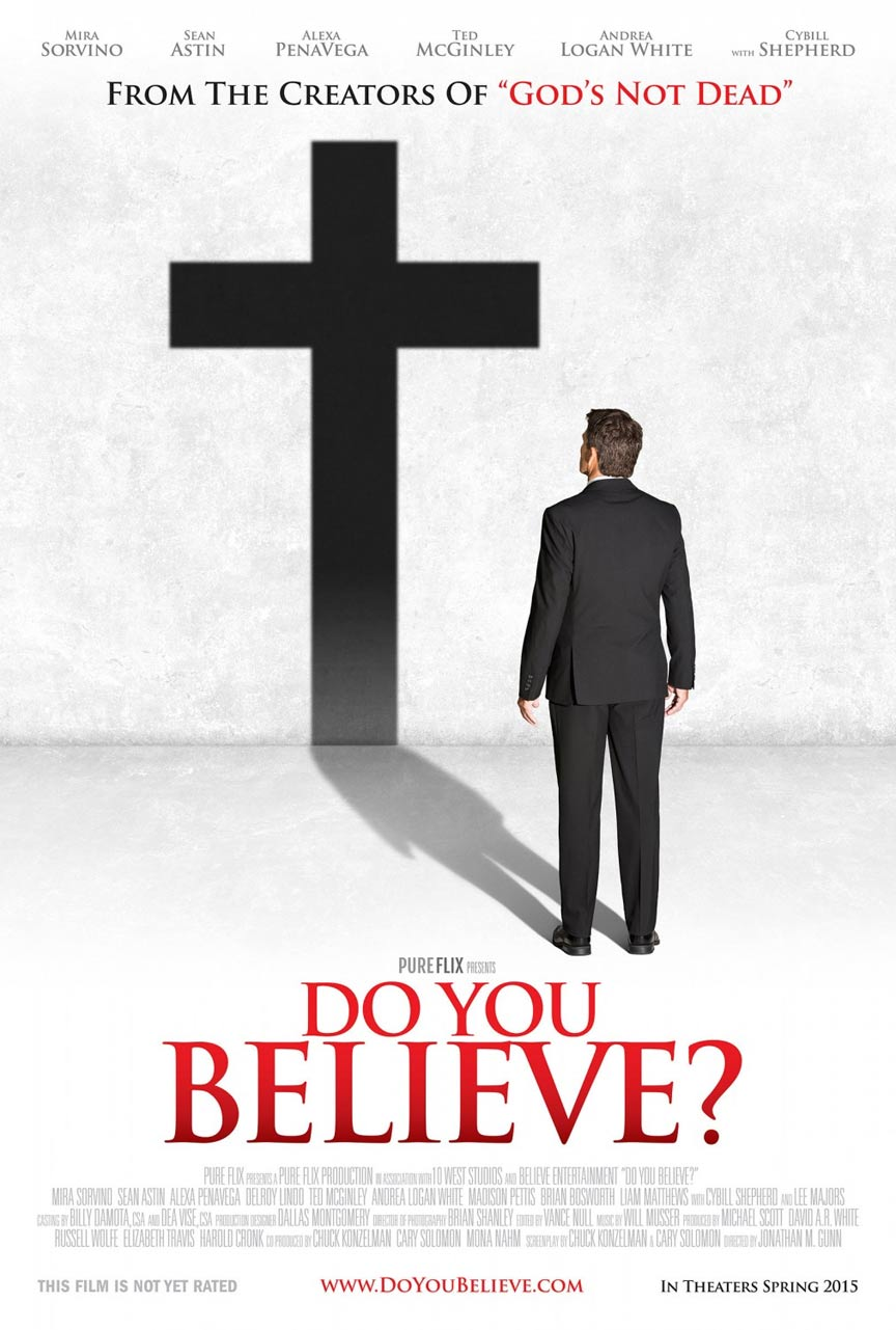 Do You Believe? Poster #1