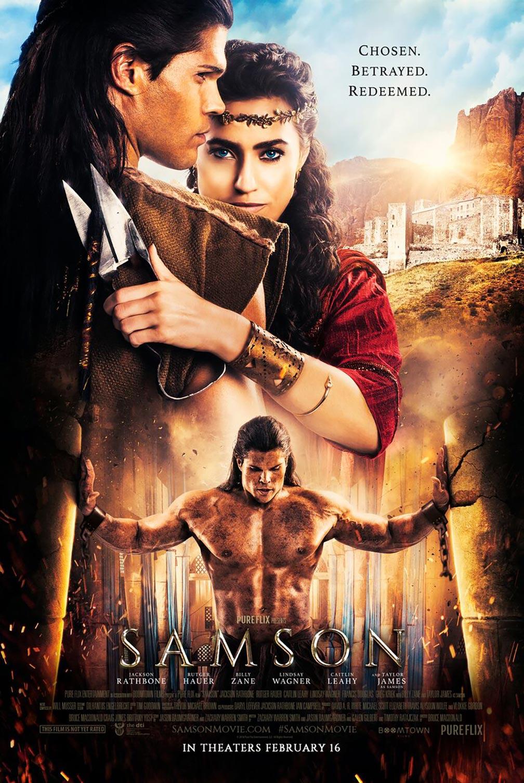 Samson Poster #1