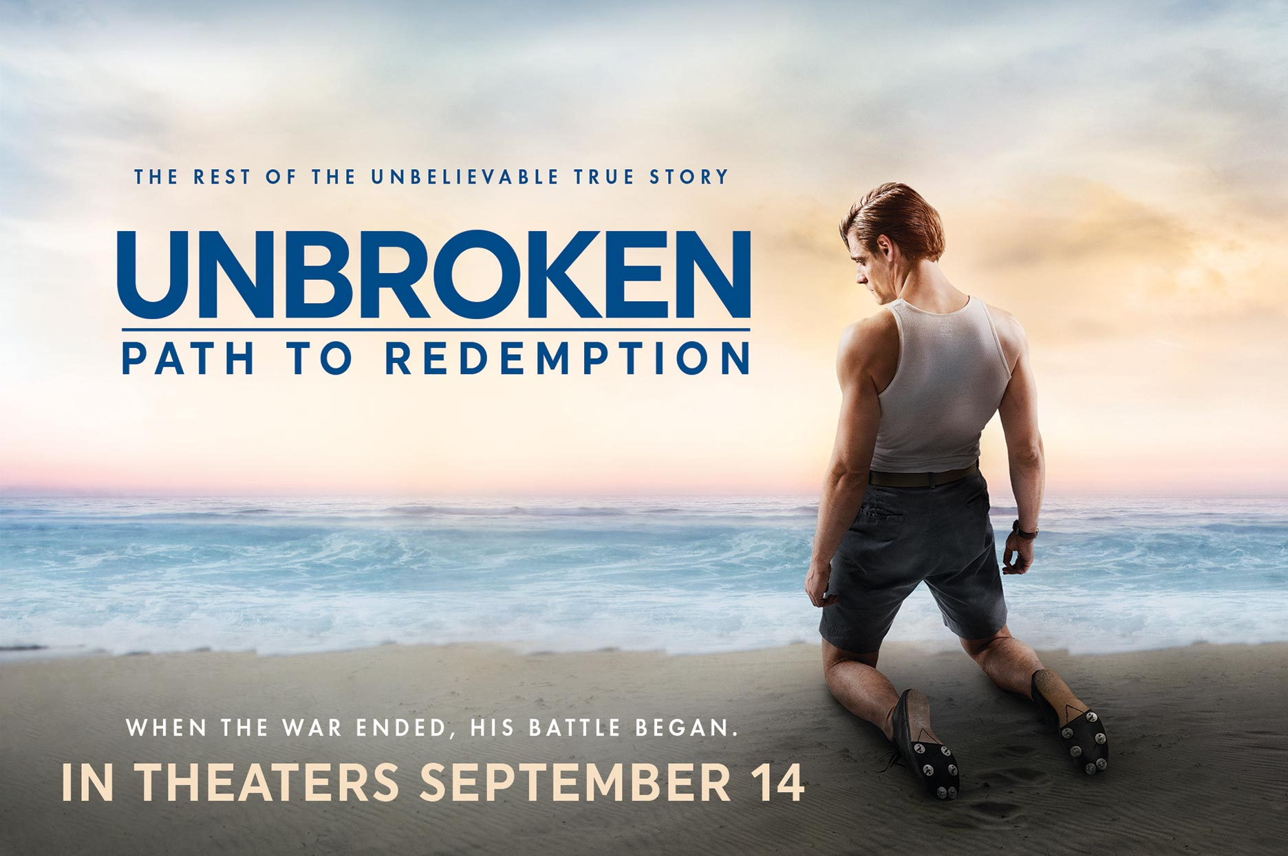 Unbroken: Path to Redemption Poster #2