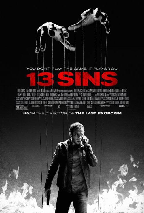 13 Sins Poster #1