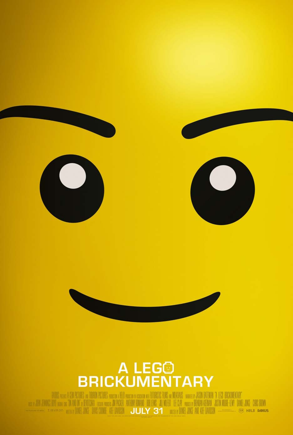A LEGO Brickumentary Poster #1