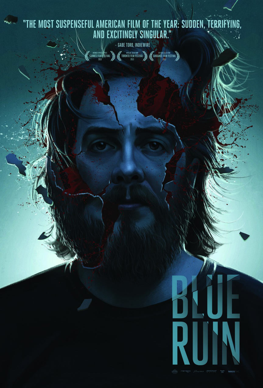 Blue Ruin Poster #3