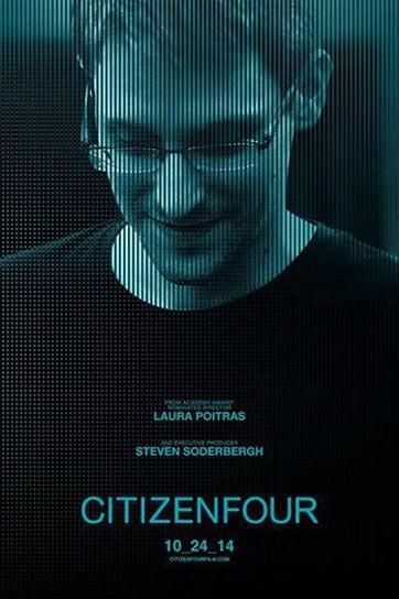 Citizenfour Poster #1