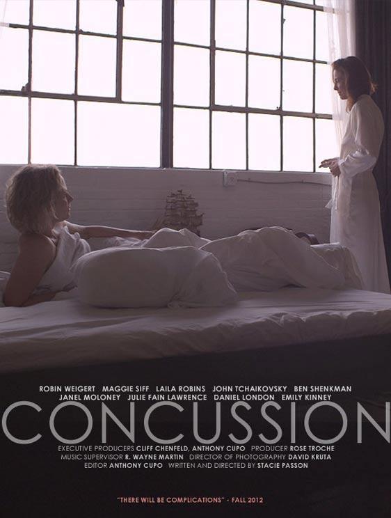 Concussion Poster #1