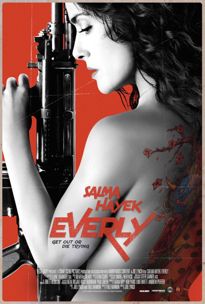 Everly Poster #1