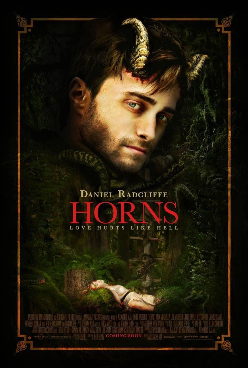 Horns Poster #2