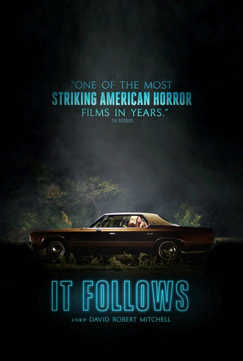 It Follows Poster #2