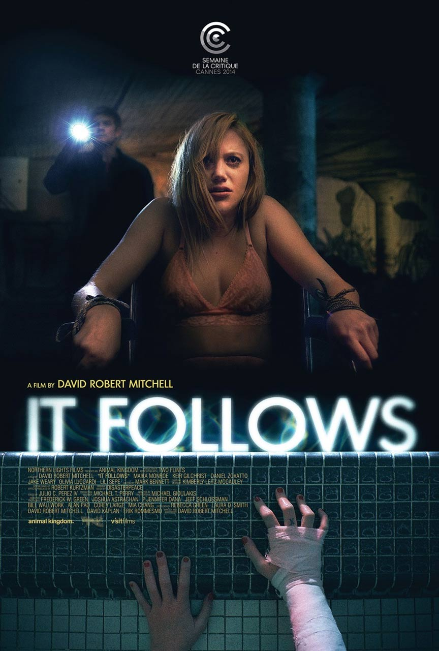 It Follows Poster #1