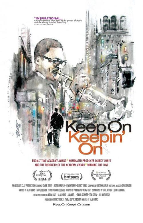 Keep on Keepin' On Poster #1
