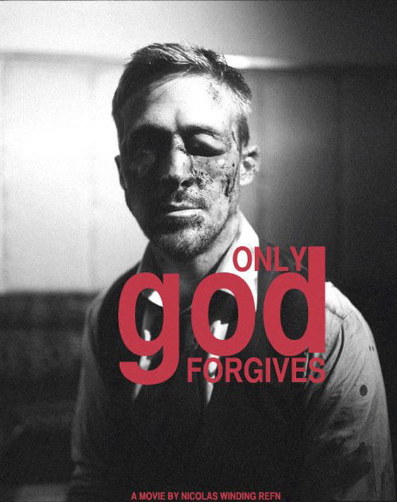 Only God Forgives Poster #1