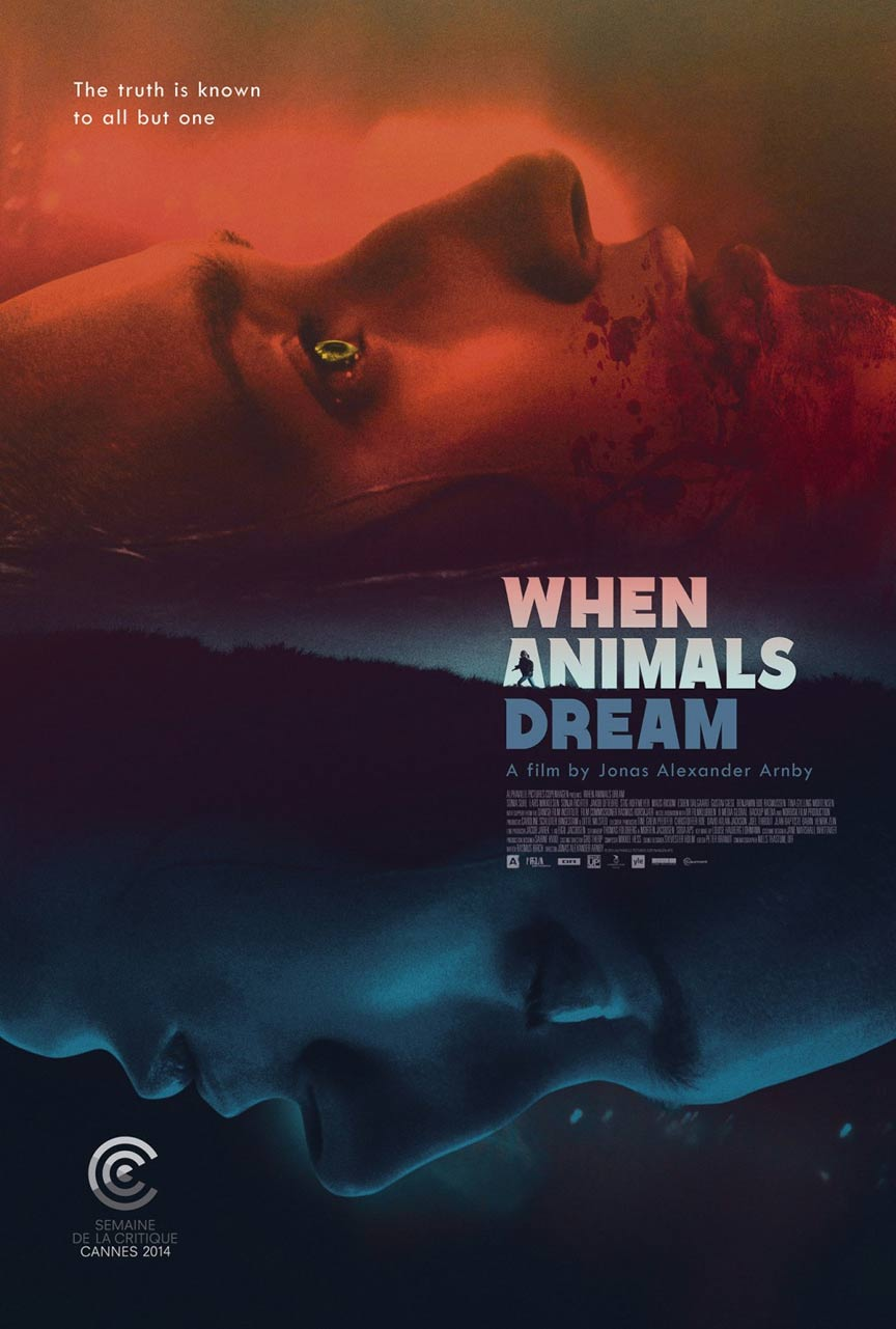 When Animals Dream Poster #1