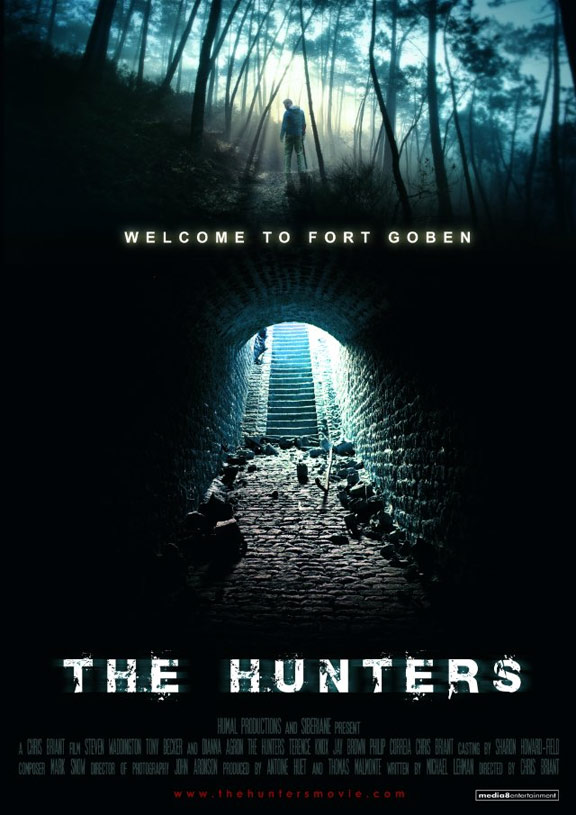The Hunters Poster #1