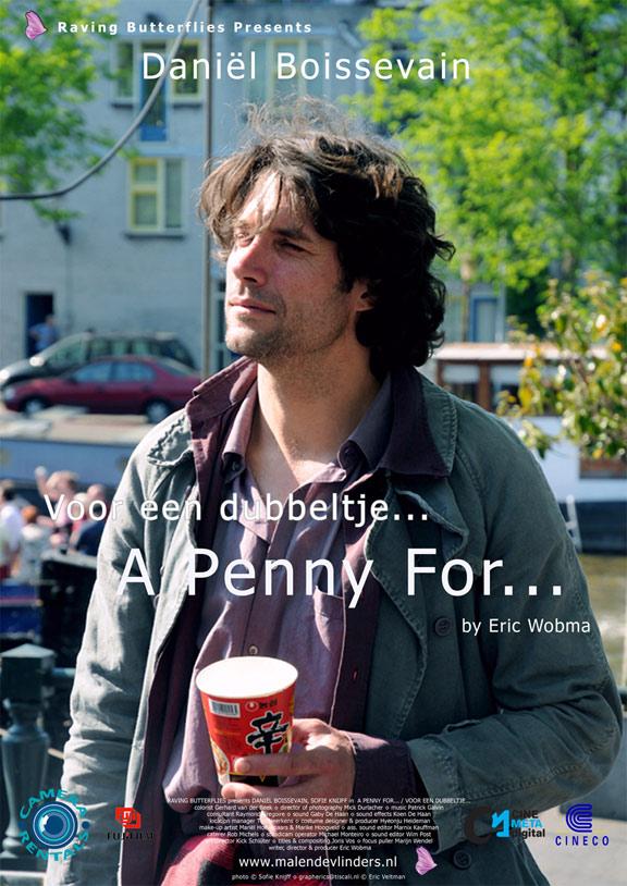 A Penny For... (Voor een dubbeltje...) Poster #1