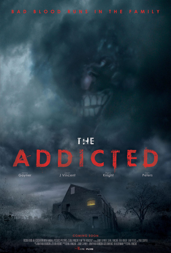 The Addicted Poster #1