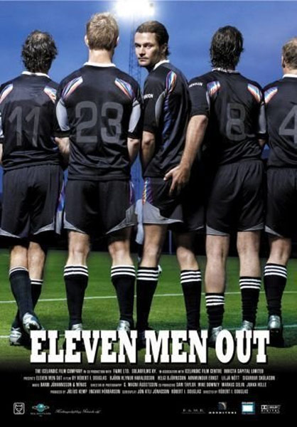 Eleven Men Out Poster #1