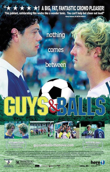 Guys and Balls Poster #1
