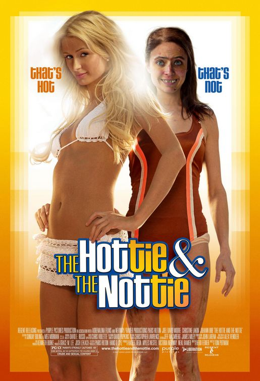 The Hottie & the Nottie Poster #1