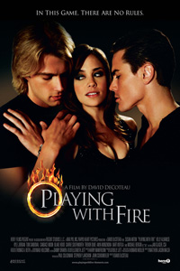 Playing with Fire Poster #1