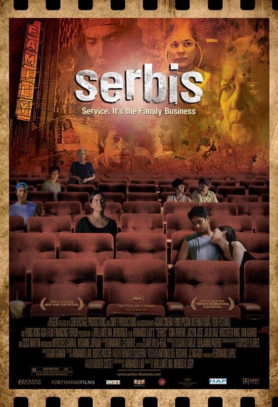 Serbis Poster #4