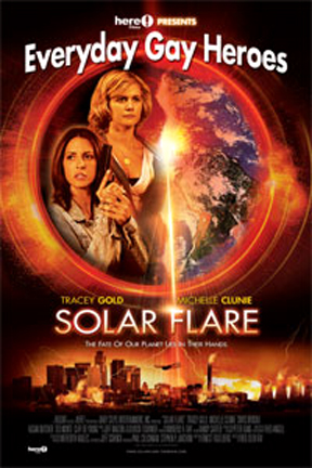 Solar Flare Poster #1