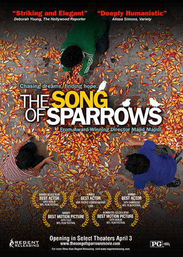 The Song of Sparrows Poster #2