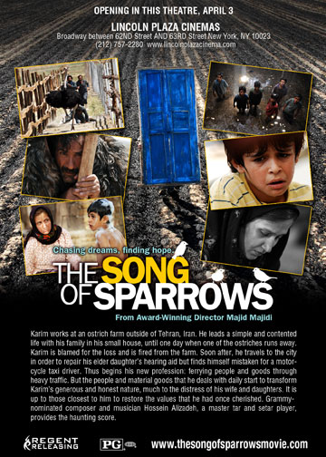 The Song of Sparrows Poster #3