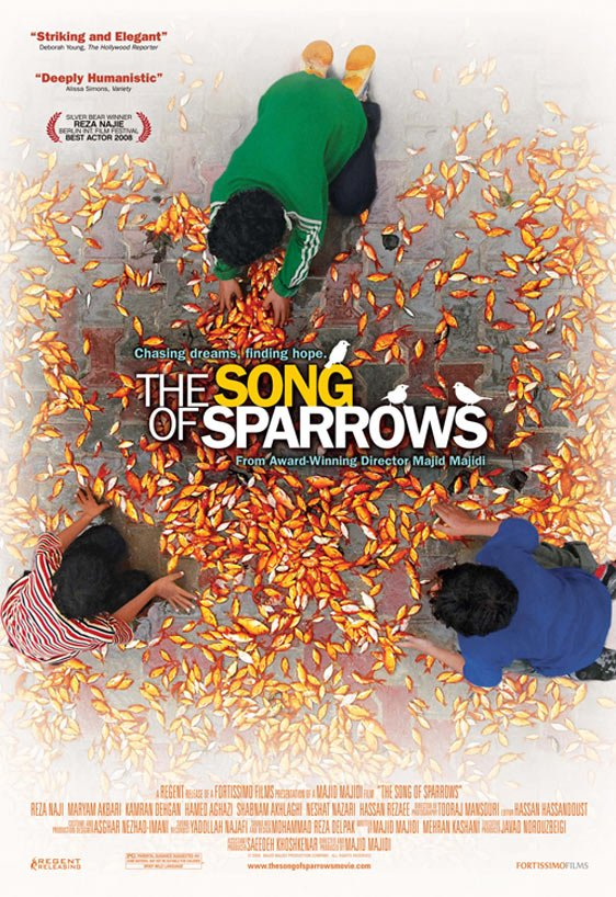 The Song of Sparrows Poster #1