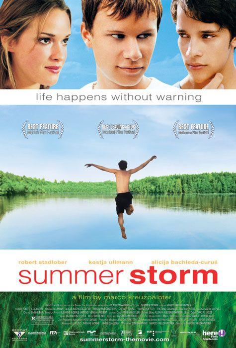 Summer Storm Poster #1