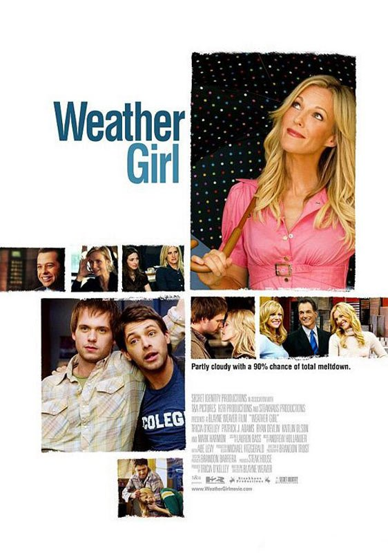 Weather Girl Poster #1