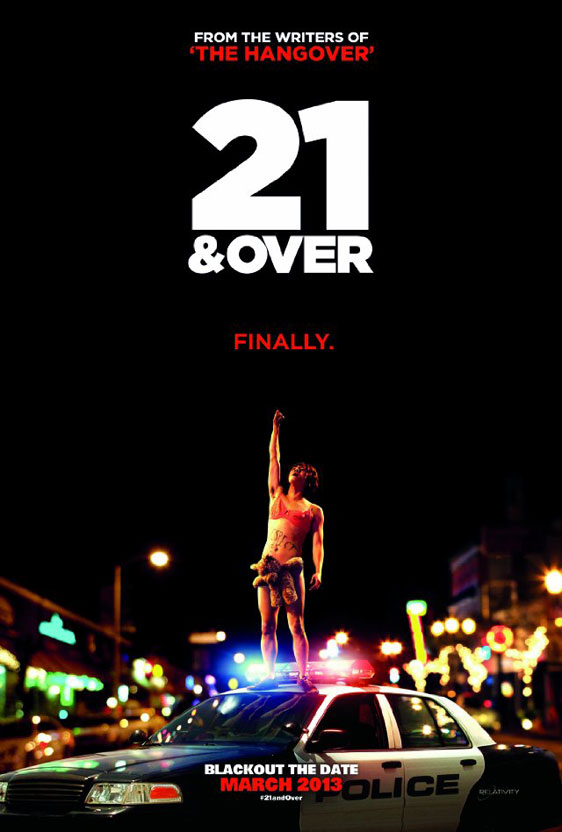 21 and Over Poster #1