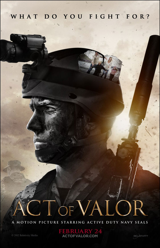 Act of Valor Poster #5