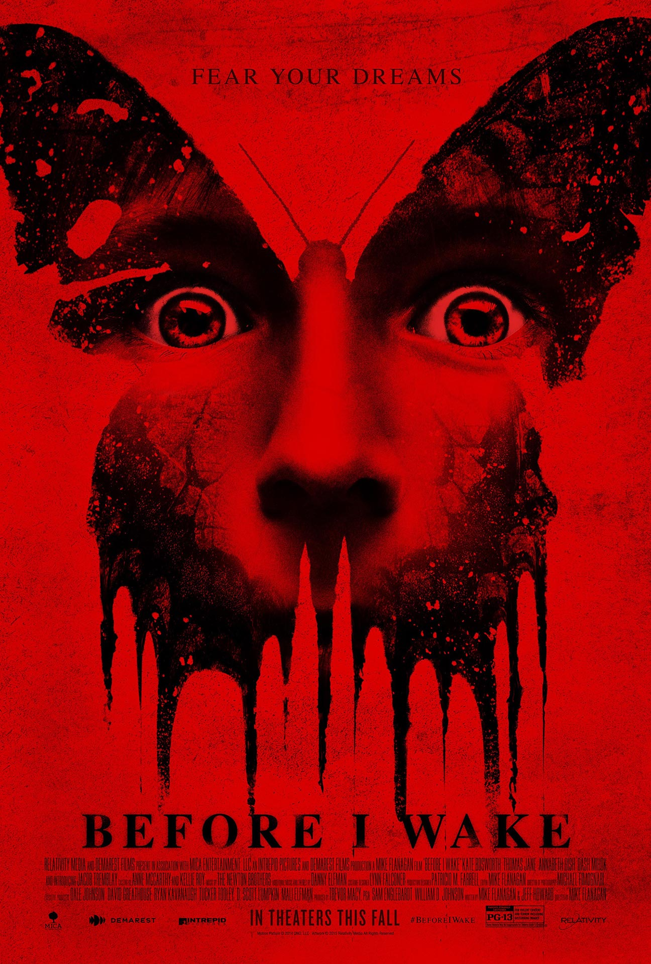 Before I Wake Poster #1