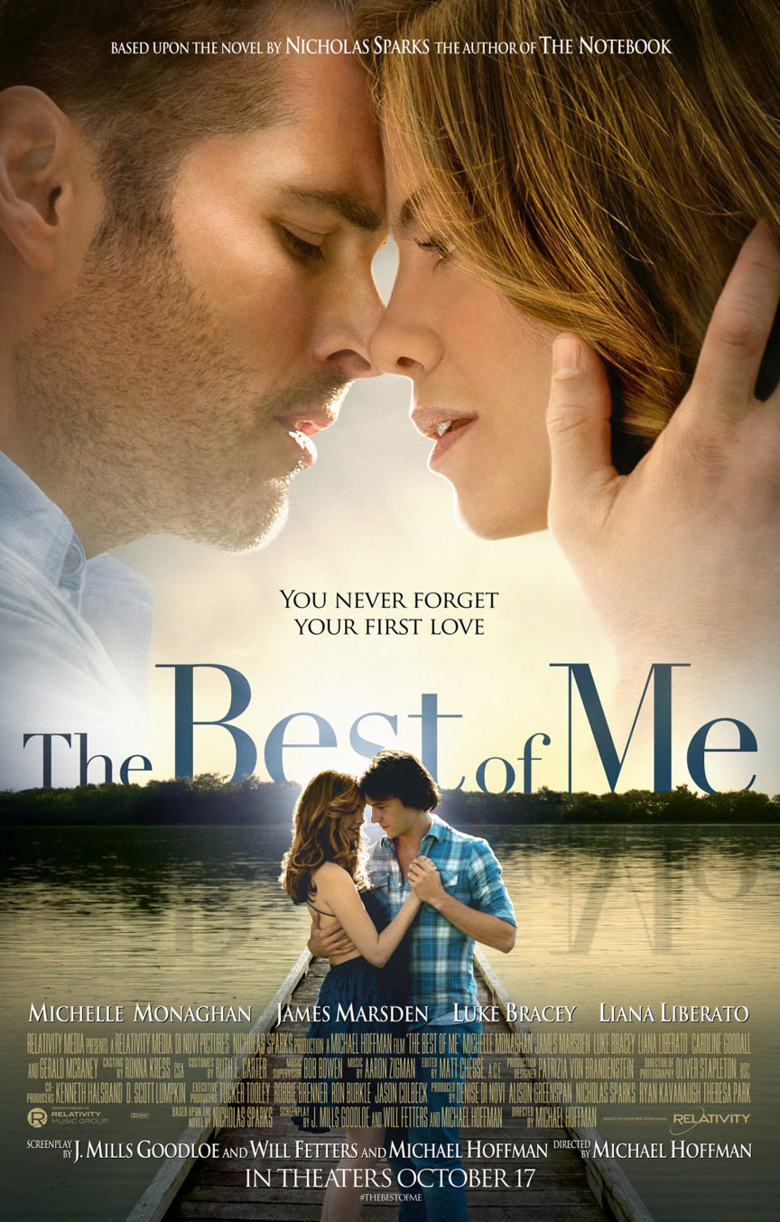 The Best of Me Poster #1