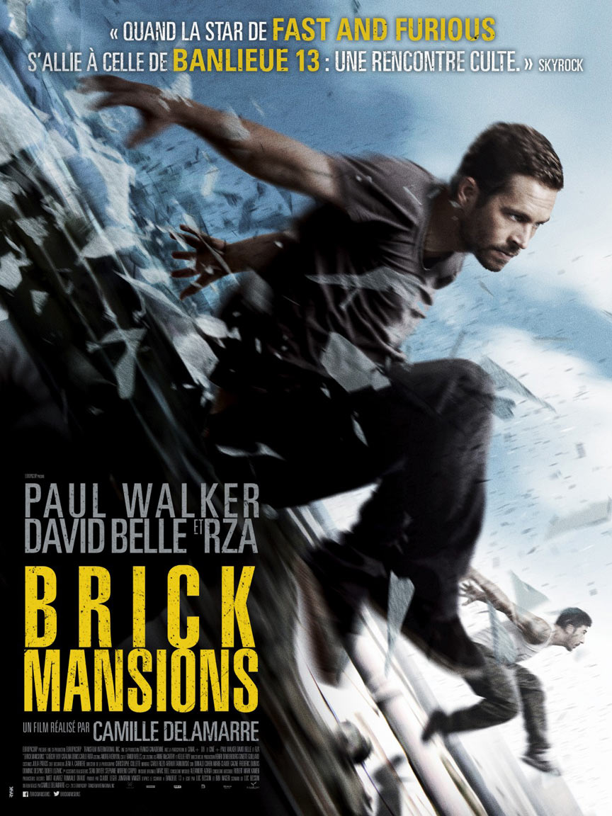 Brick Mansions Poster #4