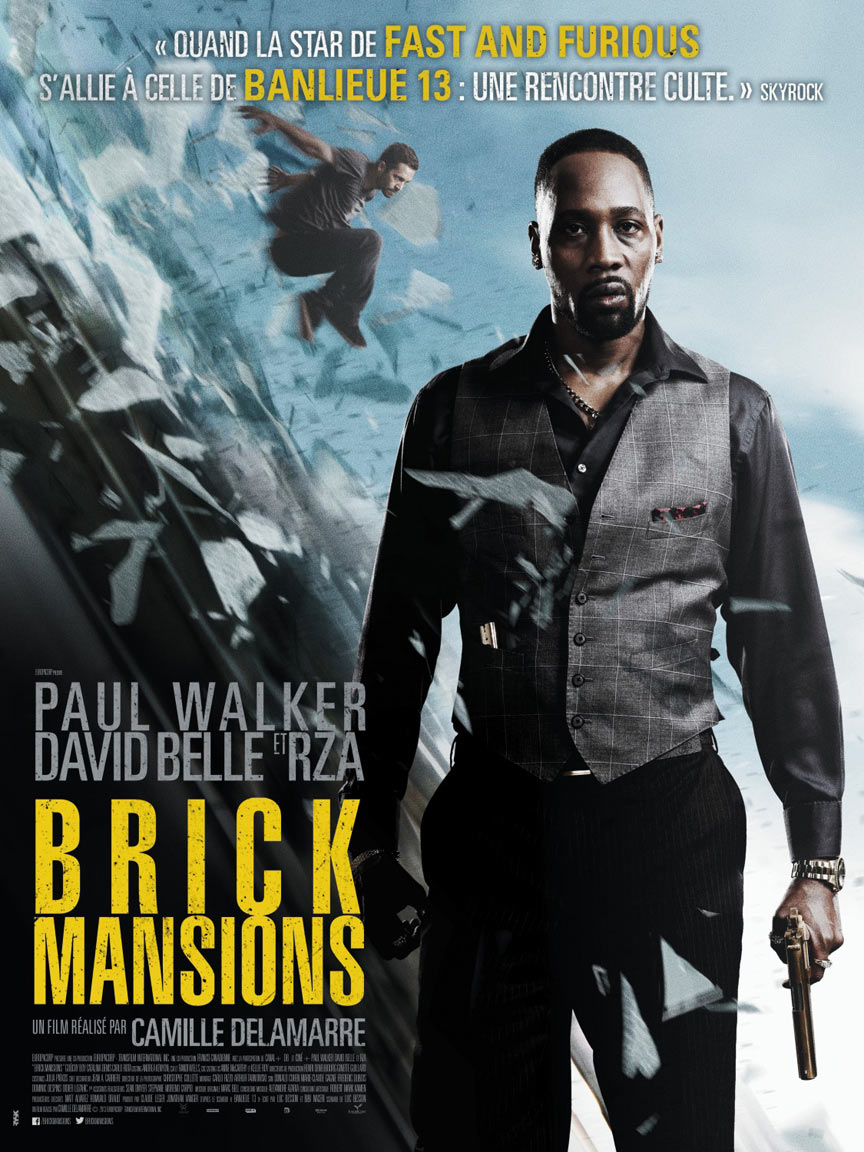Brick Mansions Poster #5