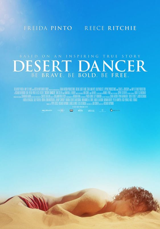 Desert Dancer Poster #2