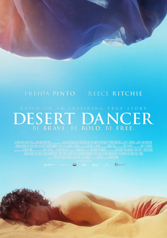 Desert Dancer Poster #3