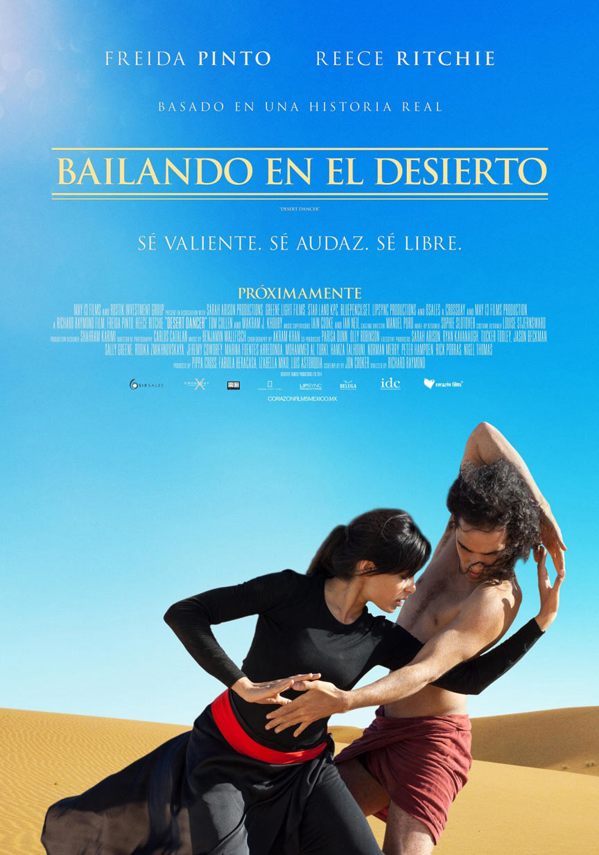 Desert Dancer Poster #4