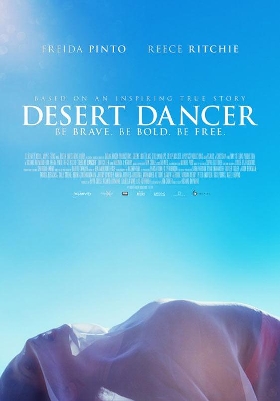 Desert Dancer Poster #1