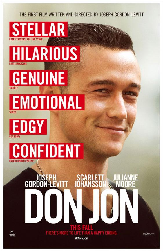 Don Jon Poster #2