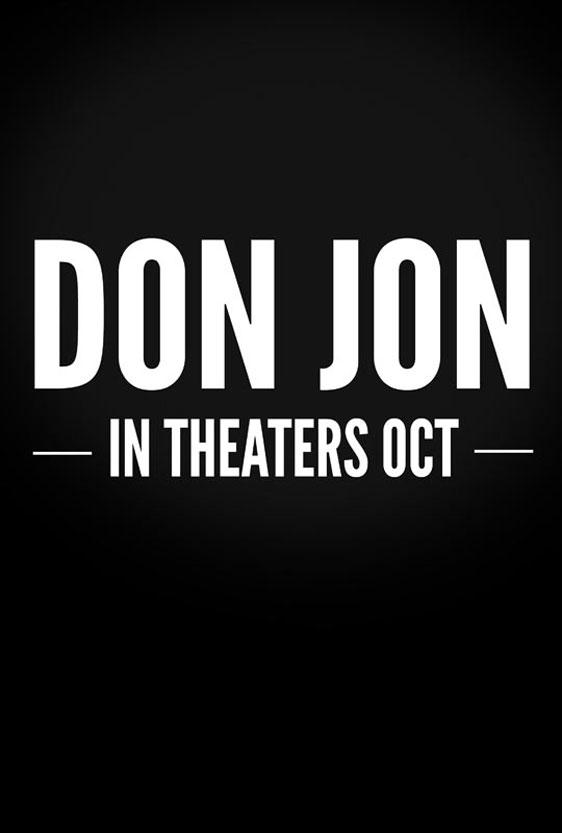 Don Jon Poster #1