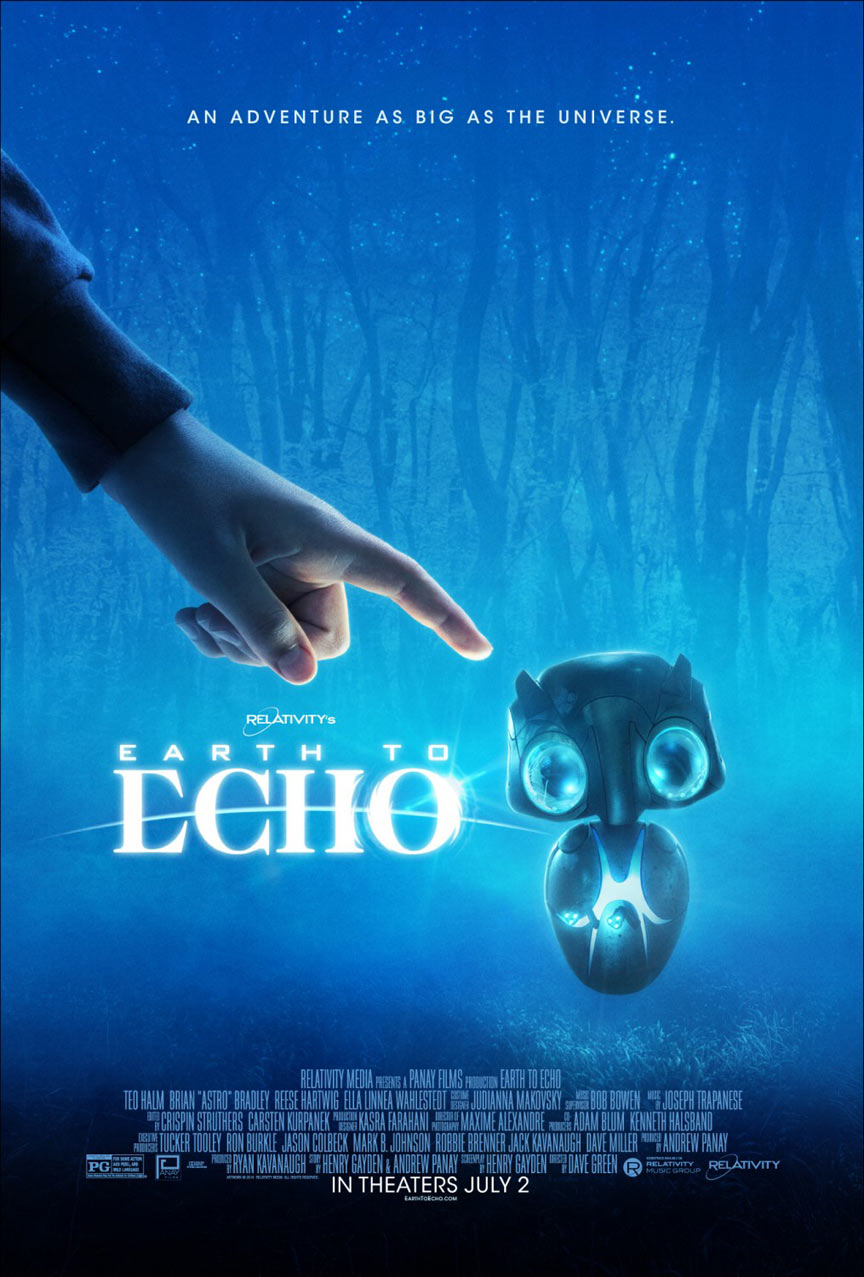 Earth to Echo Poster #2
