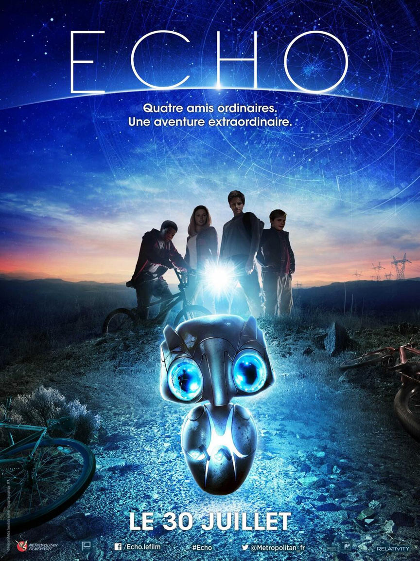 Earth to Echo Poster #4