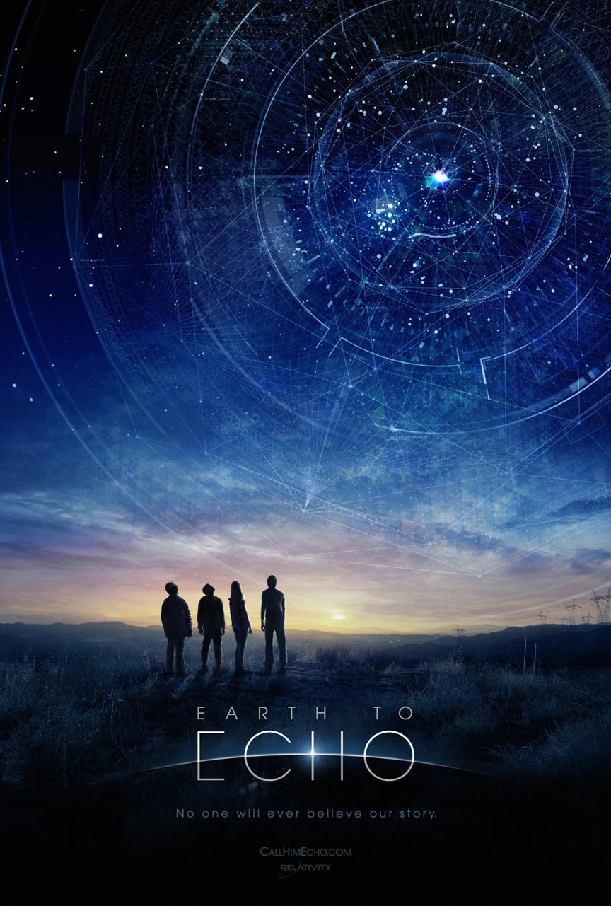 Earth to Echo Poster #1