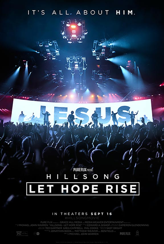 Hillsong: Let Hope Rise Poster #1