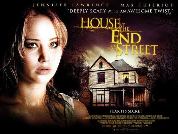 House at the End of the Street Poster #2