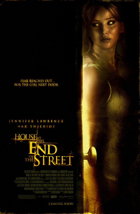 House at the End of the Street Poster #1